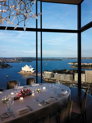 Altitude Restaurant Private Dining Room
